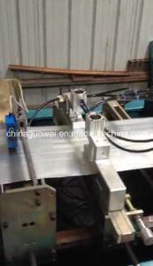Hoge snelheid 3 de Zij Verzegelende Bevindende Zak die van de Ritssluiting Machines (gwz-B) maken