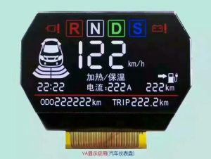 LCD Geelgroene de Module van de Vertoning van de MAÏSKOLF