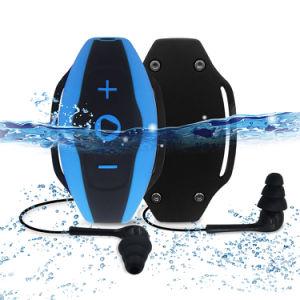 Reproductor de MP3 resistente al agua (IPX8)