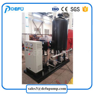 Alimentación de calderas de alta temperatura del sistema de cebado de bomba de agua Bomba de suministro de agua