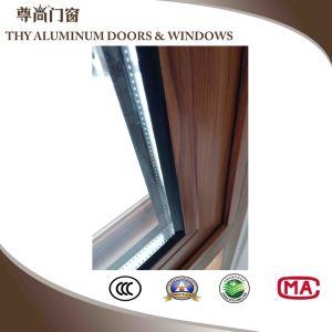 Windows di alluminio con il più nuovo disegno ed il colore differente