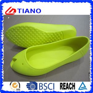 Green Color Simple Beautiful Clogs (TNK40015)