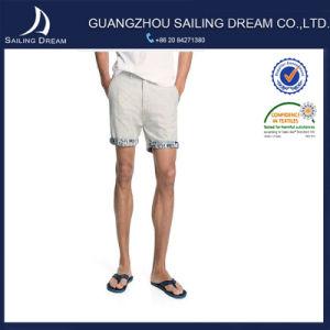 Pantaloni sottili di misura di colore di modo di svago dell'uomo puro di alta qualità
