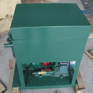 Ly 30 격판덮개 압력 기름 필터 기계, 휴대용 기름 여과 장비