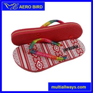 Nouveau produit coloré PE pantoufle chaussure pour dames