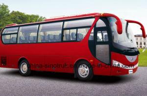 人シャーシが付いている最上質HOWOバス55-60のシート