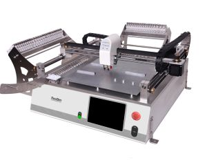 SMT Zeile Rückflut-Ofen T962A des Neoden3V+ Lötmittel-Pasten-Drucker-Pm3040+