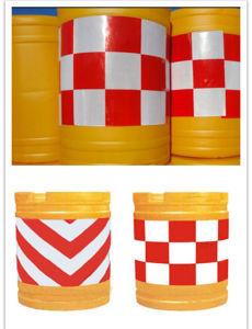 Segurança Barreiras de tráfego com Water-Filled refletora