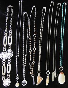 Mano di Hamsa del metallo della collana del pendente di Fatima