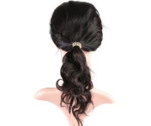 Full Lace Wig dentelle avant perruque de cheveux humains Perruques vierge