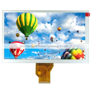 9-дюймовый ЖК-дисплей 800*480 с Емкостный сенсорный экран