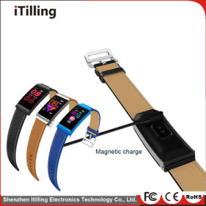 Fitness Pantalla a color de moda IPS Smart Watch Pulsera Reloj de pulsera