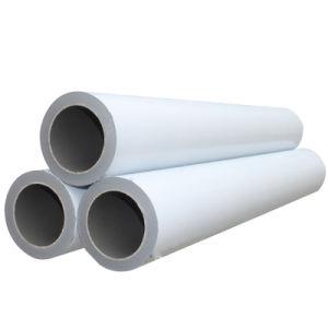 Pellicole di mascheramento protettive del PE blu trasparente Nero-Bianco per la superficie composita di alluminio del comitato/moquette/acciaio inossidabile di ASP