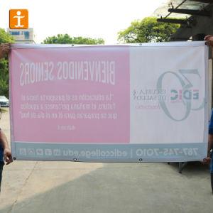 Забор из ПВХ баннер, для использования вне помещений баннер, виниловом баннере (TJ-A0-28)