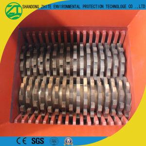 タイヤのための二重シャフトのシュレッダーまたは木製か医学の無駄またはファイバーまたはペーパーまたは泡またはばねまたはプラスチックリサイクル