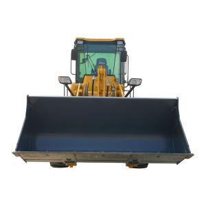 Активный AL938LE 3.5ton колесный погрузчик с электронной передачи данных
