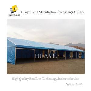 Vão livre depósito industriais de grande estrutura de tenda de armazenamento