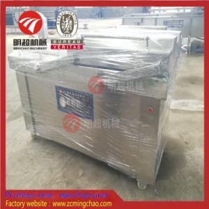 Dz-500 de doble cámara de vacío de acero inoxidable de la máquina de embalaje