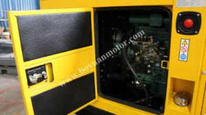 Generatore elettrico diesel di potere portatile di Slinet con il motore BRITANNICO della Perkins