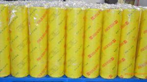 Полиэтиленовой пленкой ПВХ, стретч пленка ПВХ для производства продуктов питания устройство обвязки сеткой