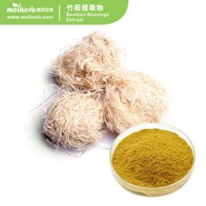 Suministro de fábrica el 10% 30% 50% de extracto de virutas de bambú/ Extracto de la hoja de bambú