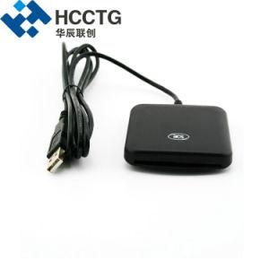Produttore astuto del lettore di schede del chip del contatto CI del USB di EMV (ACR39U)