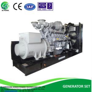 Perkins Engine와 Leroy Somer의 강화되는 AVR 규칙을%s 가진 최고 디젤 엔진 Genset