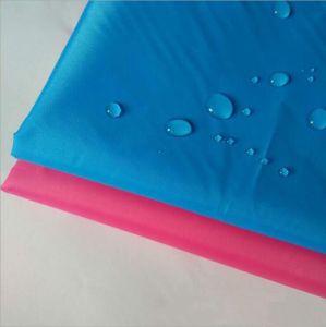 100% de tecidos de poliéster PA/PU/PVC/TPU/devidamente lubrificado Taffeta impermeável/Pongées/Oxford Fabric para guarda-chuva/tenda/Raincoat/Sala/Jacket