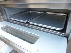電気オーブンのパン屋のパンピザ卵の鋭い商業オーブン