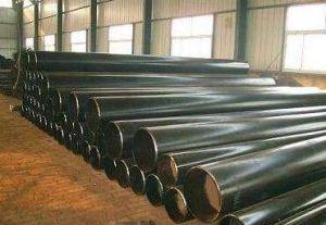 De Buis van het Koolstofstaal ASTM ERW
