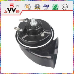 Wushi 120 дб черный диск электрический звуковой сигнал громкоговорителя