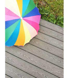 台地のデッキの床を美化するHuasuの合成のDeckingの卸売価格