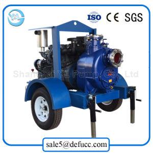 8 Zoll-Dieselmotor-Abfall-Pumpe mit Schlussteil