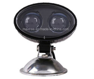 10Вт Светодиодные Blue Spot точки вилочного погрузчика к сигнальной лампы