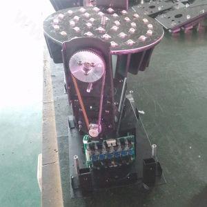 DJ 36X18W RGBWAの紫外線6in1段階の軽い移動ヘッドLED
