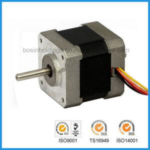 Micro motor de la CC, motor paso a paso