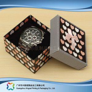 رفاهيّة ساعة/مجوهرات/هبة خشبيّة/ورقة عرض يعبّئ صندوق ([إكسك-هبو-003])
