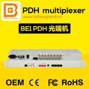 8e1 PDHのマルチプレクサ