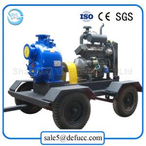 Moteur diesel de 6 pouces Self-Priming Pompe à eau de surface