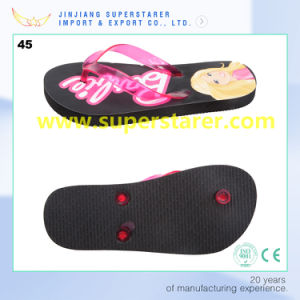 Женщин стильный PE Шлепанцы Сделано в Китае новейшей конструкции