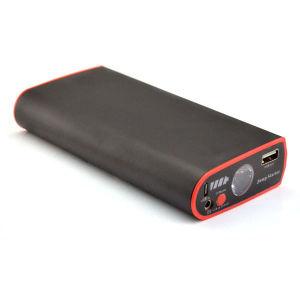 12000mAh компактный портативный автомобильный бустер батареи стартера от внешнего источника питания банка