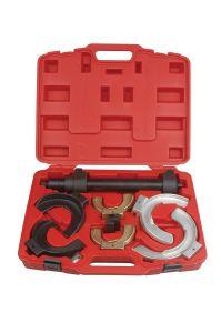 Interchangeable-Fork Extractor de compresor de muelles de la herramienta de descarga