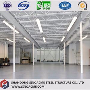 Estructura de acero Construcción edificio de estructura metálica
