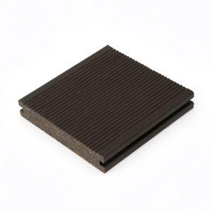 Plastic Houten Bouwmateriaal, Decoratieve Decking, WPC Decking, WPC Bevloering, WPC