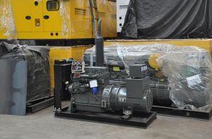 380V 40kw 50kVA de Diesel Generator van de Installatie