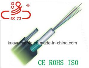 Câble à fibres optiques Gyxtc8s 96 Core Outdoor Câble à fibre optique