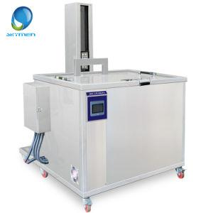 100 gallon nettoyeur ultrasonique automatique avec agitation du relevage