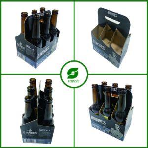 Contenitore di elemento portante di carta della birra della corona dei 6 pacchetti