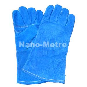 Ред Кау Nmsafety Split кожаные перчатки сварочные работы