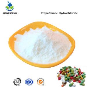 La pureza de las materias primas farmacéuticas de clorhidrato de propafenona
